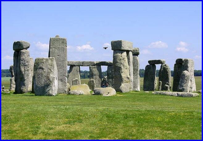 Stonehenge - Der Steppenwolf